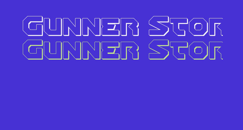 Gunner Storm 3D