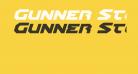 Gunner Storm Expanded Italic