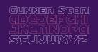 Gunner Storm Outline