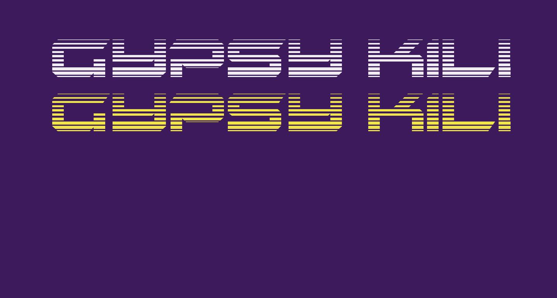 Gypsy Killer Gradient Regular