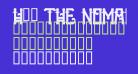 H74 The Nomad Black