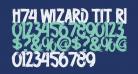 H74 Wizard Tit Regular