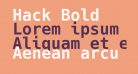 Hack Bold