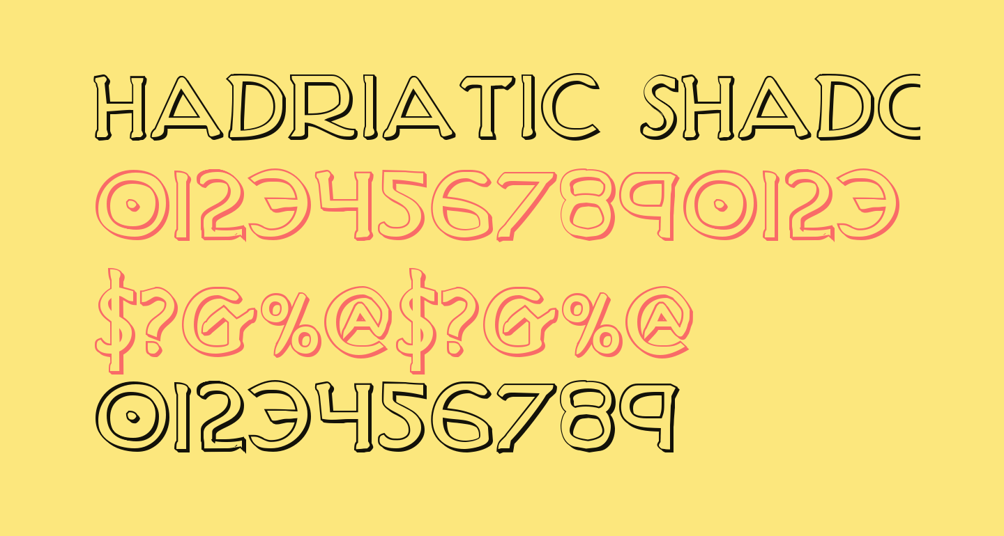 Hadriatic Shadow