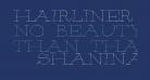 Hairliner-Regular
