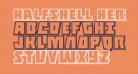 Halfshell Hero Engraved Regular