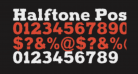 Halftone Poster Demo