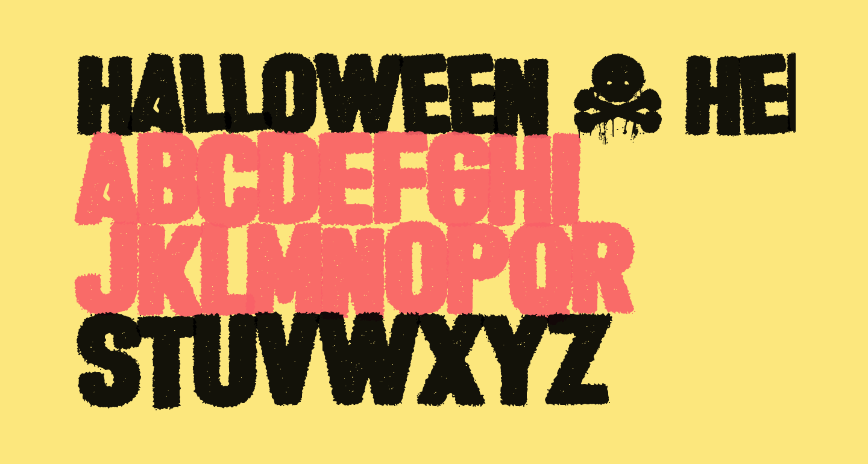 Halloween * Heresy