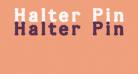Halter Pinchy