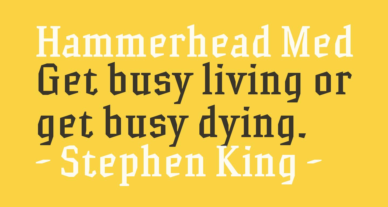 Hammerhead Medium