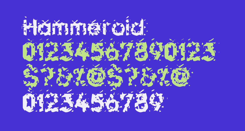 Hammeroid