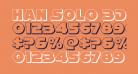 Han Solo 3D