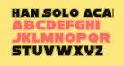 Han Solo Academy