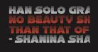 Han Solo Gradient