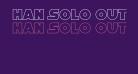 Han Solo Outline