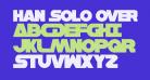 Han Solo Overlap