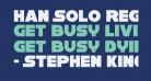 Han Solo Regular