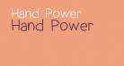 Hand Power
