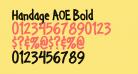 Handage AOE Bold