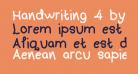 Handwriting 4 by CA