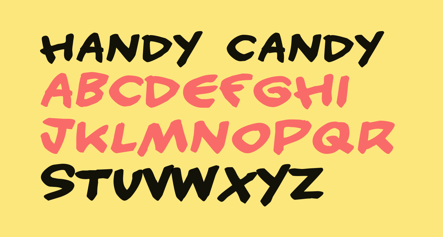 Handy candy