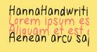 HannaHandwriting