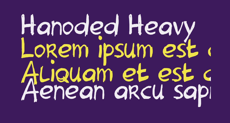 Hanoded Heavy