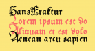 HansFraktur