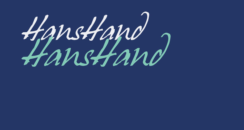 HansHand