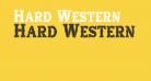 Hard Western