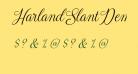 HarlandSlantDemo