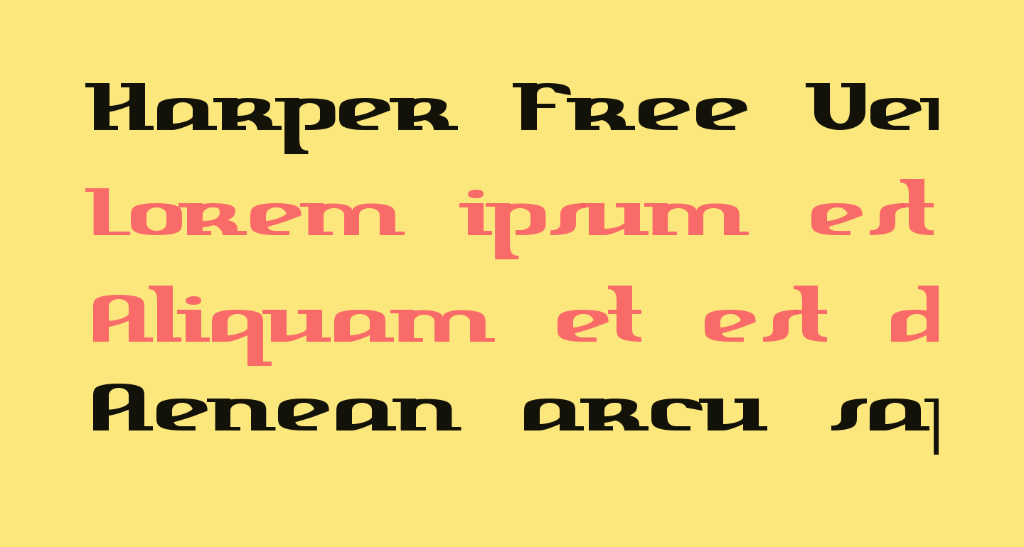 Harper Free Version