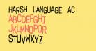 Harsh language AC