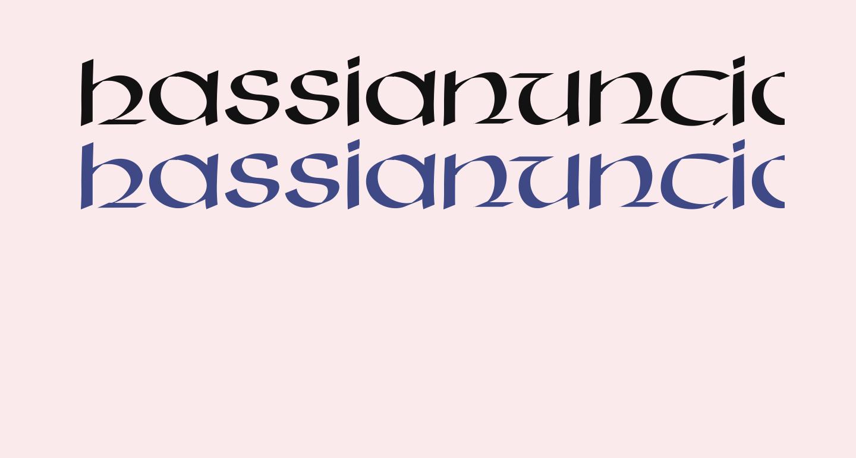HassianUncial
