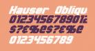 Hauser Oblique