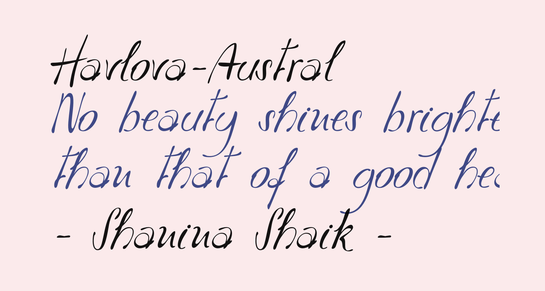 Havlova-Austral