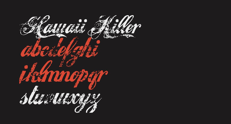 Hawaii Killer