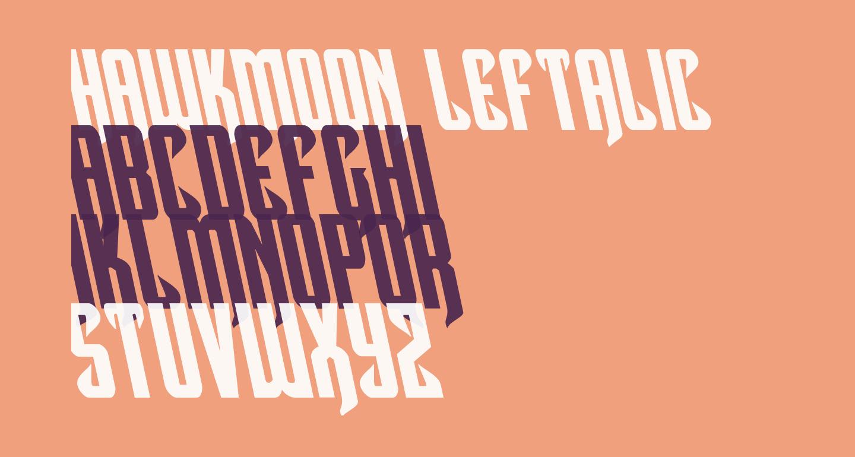 Hawkmoon Leftalic