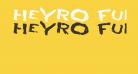 HEYRO fun