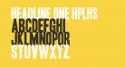 Headline One HPLHS
