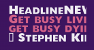 HeadlineNEWS