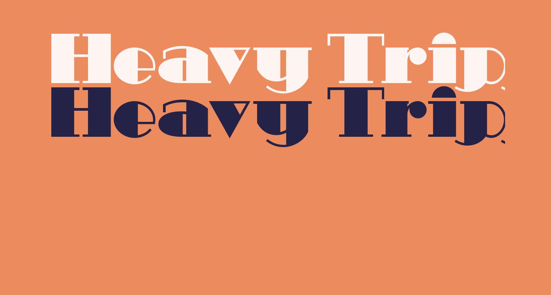 Heavy Tripp NF