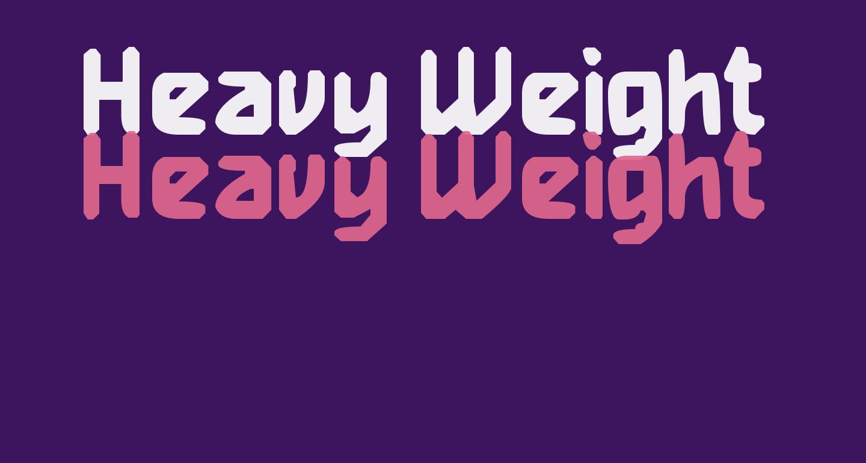 Heavy Weight Gamer