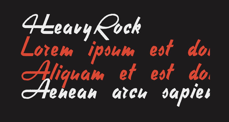 HeavyRock