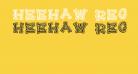 HeeHaw Regular