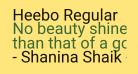 Heebo Regular