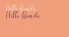 Hello Bunda