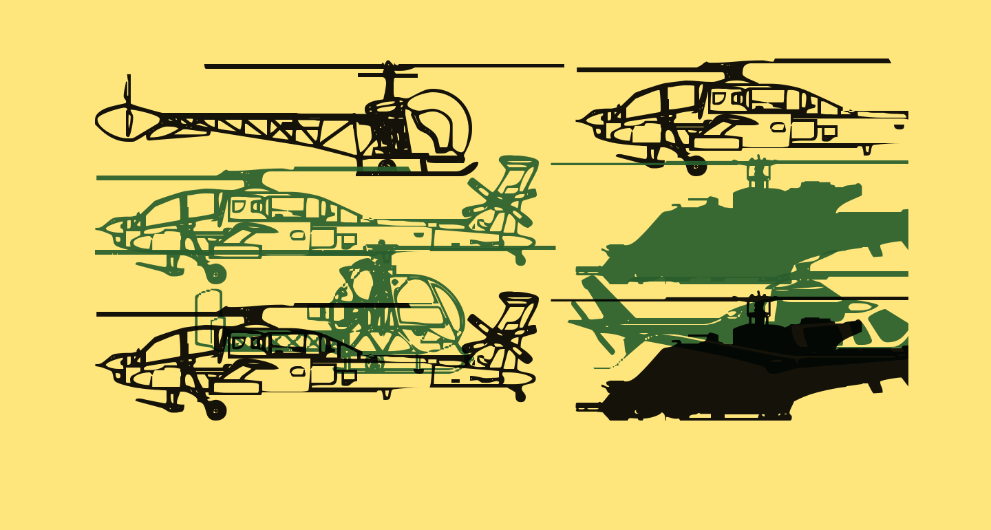Hello Copters 2