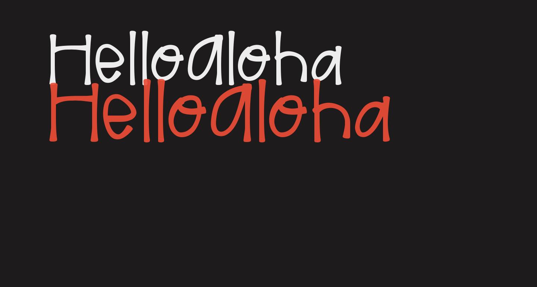 HelloAloha