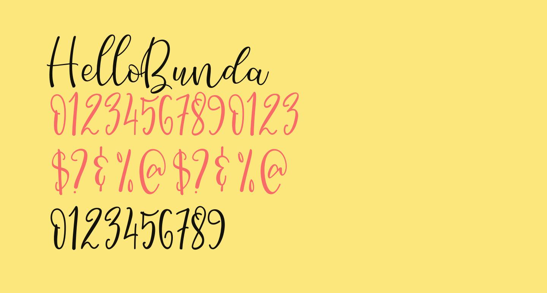 HelloBunda